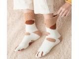 Женские носки - домашние, повседневные, пижамные, теплые