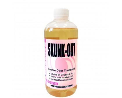 Средство Сканкаут от тяжелых органических запахов мочи, кала, гниющего мяса, запаха выделений животных, 500 мл