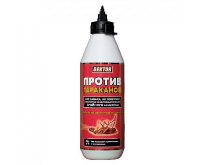 Гектор против тараканов - абсолютно безопасное для людей средство от прусаков и черных тараканов